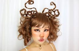 deer makeup headpiece tutorial