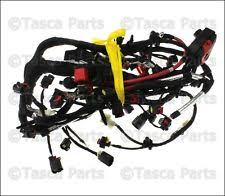 dodge engine wiring harness ebay Mopar Wiring Harness brand new oem mopar engine wiring harness 2013 dodge charger chrysler 300 6 4l (fits mopar wiring harness kit