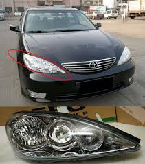 For Toyota Camry ACV30 2.4 Headlight Assembly 2003 2004 2005 2006 ...