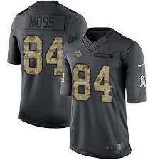 Limited Randy Nfl - Jersey Vikings Black Nike To Moss Salute 84 Service Youth Minnesota 2016 caaecdafdbf|4 Green Bay Packers Tales To Know In Week 13