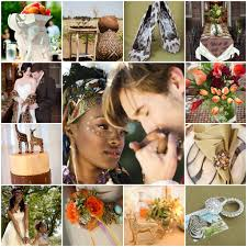 safari theme wedding. African Safari The Blushing Bride