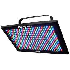 Chauvet Rgb Color Chart Chauvet Dj Colorpalette Dmx Led Color Bank