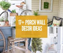 Perhaps near a flower bed would be a nice suggestion. 17 Stunning Outdoor Wall Decor Ideas Designs To Beautify Your Porch