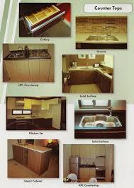 Granite Kitchen Set Countertops Cutlery Solid Surface Kitchen Set Island Cabinet