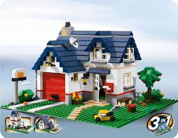 Lego Full House Brickshelf Gallery 8 Lego 5891 Apple Tree House Scene 1jpg
