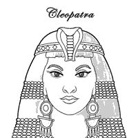 Small Picture Ancient Egypt Coloring Pages Surfnetkids