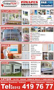 Pvc Pencere Fiyatlar Ankara Fiyatlari