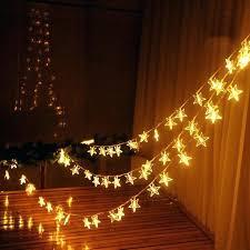 Xmas lighting ideas Outdoor Lighting Stars Led String Holiday Lights New Year Garland Outdoor For Light Ideas Ranch Style Xmas Nestledco Xmas Light Ideas Suttiinfo