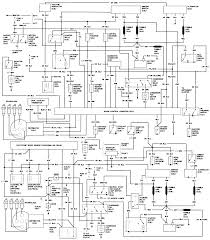 1996 Ford Explorer Electrical Diagram