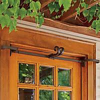 how to hang garland around front doorHow to Hang Garland  Improvements Blog