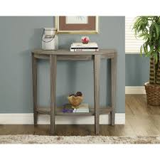 accent tables console table half moon mirrored console table half moon wall table small half round