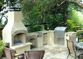 outdoor fireplace patio fireplaces cost