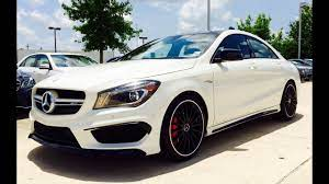 Due to the car's we haven't yet tested a 2015 mercedes cla250 with this revised suspension, and we'll update this review once we have. 2015 Mercedes Benz Cla Class Cla 45 Amg Full Review Exhaust Start Up Youtube