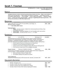 Temporary Position Resume Resume Cover Letter For Temporary