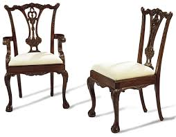 high end dining chairs. Dining Chairs Ball And Claw Foot Chairs, High End Solid Mahogany 44 I