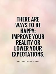 High Expectations Quotes & Sayings | High Expectations Picture Quotes via Relatably.com