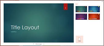 Super Themes In Powerpoint 2013 Powerpoint 2013 Tips