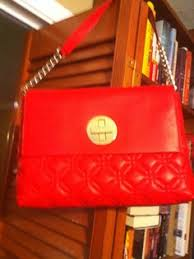 I bought this crossbody Lucky bag this fall. Had to have a brown ... & This is my newest find, a Kate Spade red quilted bag scored at Marshall's. Adamdwight.com
