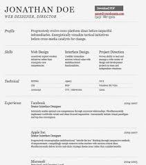 Attractive Resume Templates Adorable Resume Templates Free Download Doc Resume Templates Free Download