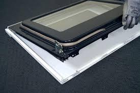 clean between glass on oven door large size of glass oven door glass replacement range knobs