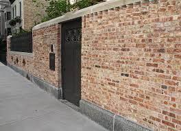 reclaimed brick wall chicago brick