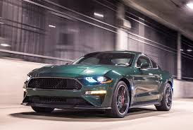 and even though both of these blue oval icons bear the mustang name they re each for completely diffe customers