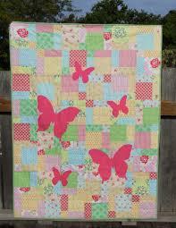Butterfly Silhouette Quilt Tutorial | Quilt tutorials, Silhouettes ... & Butterfly Silhouette Quilt Tutorial Adamdwight.com
