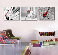 Wall Art Paintings For Living Room Aliexpresscom Buy 3 Piece Canvas Wall Art Paintings For Living