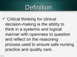 The effect of patient simulation on the critical thinking of advanced practice nursing students