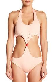 Dolce Vita Swim Size Chart Dolce Vita Convertible Reversible Monokini Swimsuit Nordstrom Rack