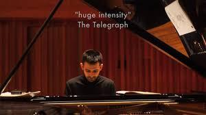 Alexander Soares pianist: Promo 2 - YouTube