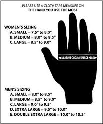 Youngstown Gloves Size Chart O0o Youngstown Glove 03 3610 50 L Safety Orange Waterproof