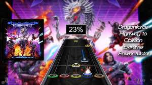 Dragonforce Highway To Oblivion Chart Preview