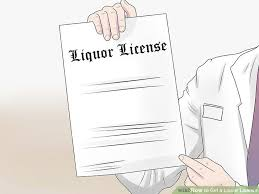 Image result for permit or a license to sell liquor in texas