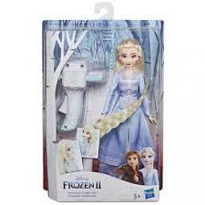 Hasbro <b>Frozen 2 Эльза</b> (E6950_E7002) купить в интернет ...