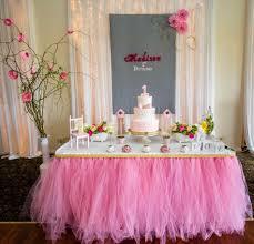 Birthday Cake Table Decoration Ideas 1st Birthday Cake Table