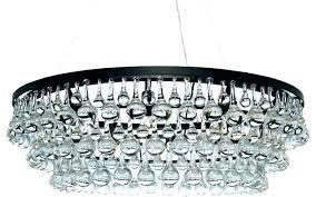 glass drop chandelier chandeliers glass drop chandelier drops chandeliers crystal rectangular installation clarissa linear rectangular glass