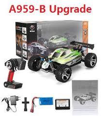 WLtoys A959 Vortex A959-A A959-B : <b>RC Toys</b>, Parts List