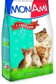 Сухой корм <b>Mon Ami для взрослых</b> кошек (профилактика МКБ ...
