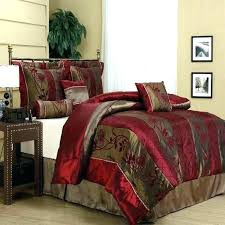 burdy king size comforter set and gold sets new comforters