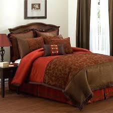 burnt orange bedding mesmerizing brown and burnt orange bedding for your unique in burnt orange duvet cover prepare