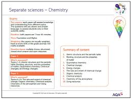 GCSE Sciences - an introduction to the changes from September ppt ...