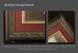 custom framing ideas. Frame Ideas: Stacked Framing Custom Ideas I