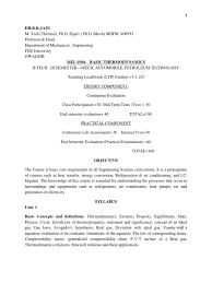 Moodle Basic Thermodynamics | Second Law Of Thermodynamics | Heat