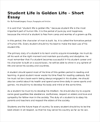 short essays on student life essay on student life short note on student life my study corner