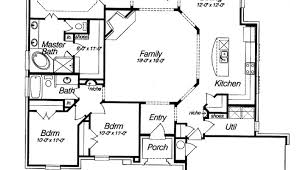 How To Make The Right Country Style Room With Brown Walls  Home Country Style Open Floor Plans