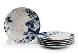 Купить <b>Набор десертных тарелок</b> Jardin Bleu, 6 шт., 21 см ...