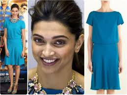 amazing makeup ideas when you are wearing a blue dress