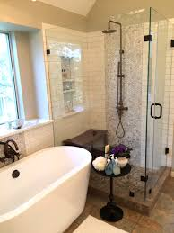Interested In A Wet Room Learn More About This Hot Bathroom Style Free Standing Tub With Shower