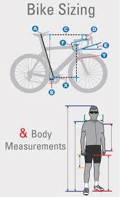 Bicycle Fitting Chart Bike Fitting Vs Bike Sizing Two Pivotal Aspects Of Cycling